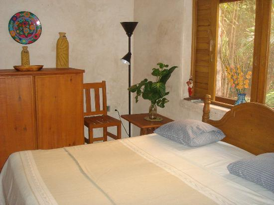 Villas del Palmar : lower unit bedroom
