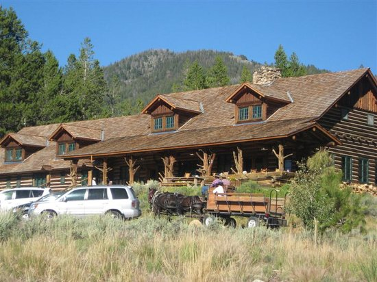 Idaho rocky mountain ranch stanley reviews photos for Rocky mountain lodges