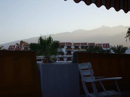Parque Santiago III: View from balcony 1