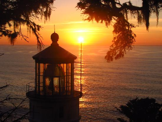 Florence, Oregón: Heceta Head Light House