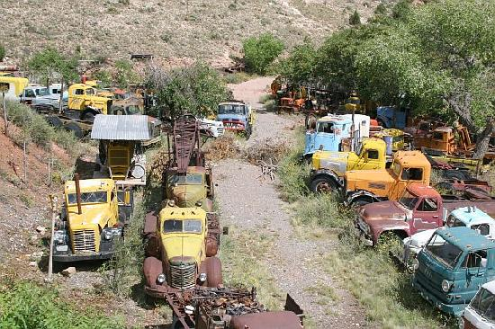 Gold King Mine - Jerome Arizona