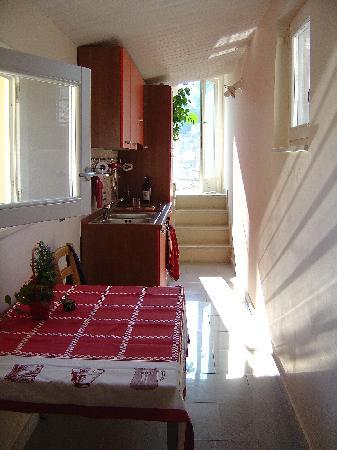 Casa Vacanze Modica Inn : Our kitchen