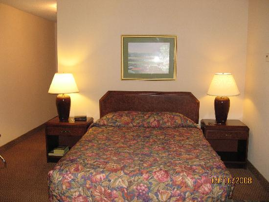Best Western Plus Waltham Boston: Photo de notre chambre