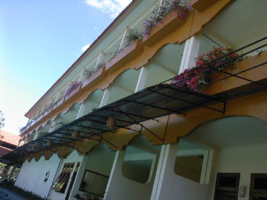 Febri's Hotel & Spa : View of the hotel