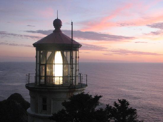 Флоренция, Орегон: Heceta Head Light House