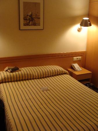 Hotel Zaragoza Plaza: Double Room
