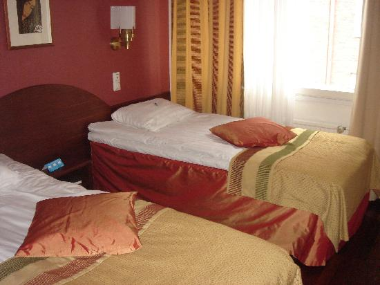 Cumulus Pinja: renovated double room