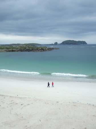 Stornoway, UK: Bosta Beach