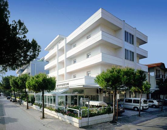 Hotel Estense: Struttura