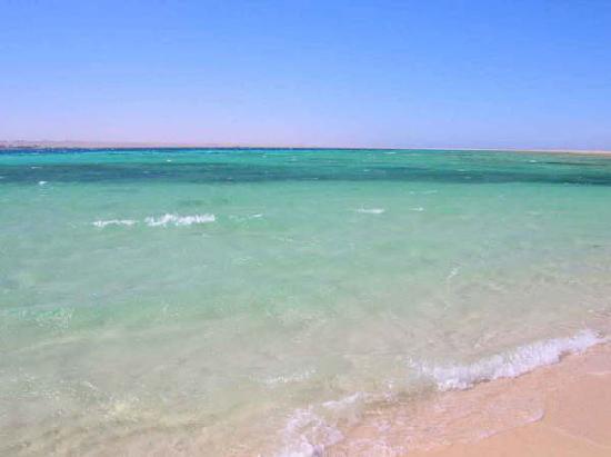 Primasol Albatros Resort: Il mare dell'isola Utopia