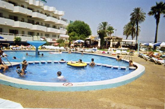 Pool Picture Of Ibiza Jet Apartments Playa D 39 En Bossa