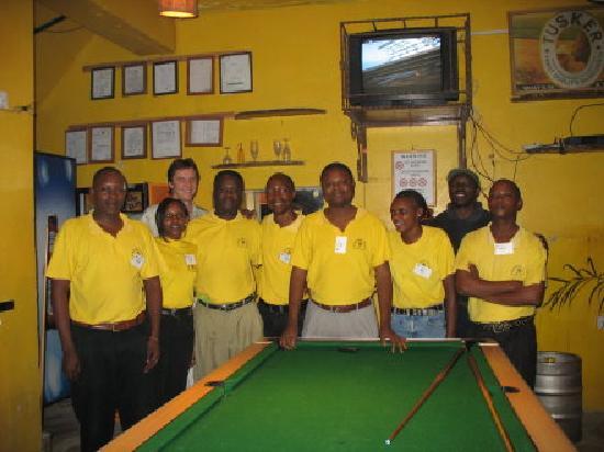 Safari Inn Bar & Restaurant: Safari Inn Team