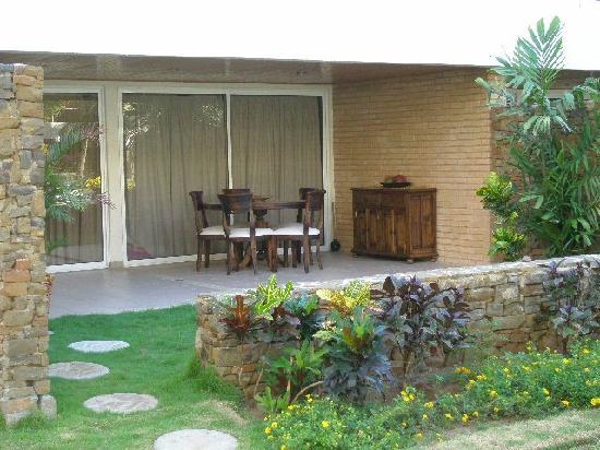 Conjunto Loma Real en Isla Margarita : Terraza Apartamento