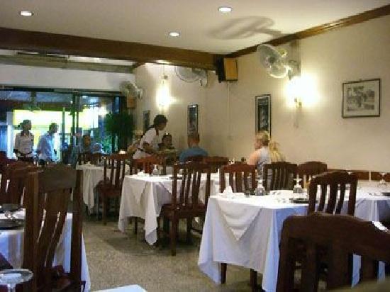Le Scalette: altro interno del ristorante