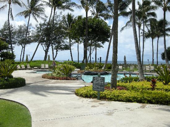Kauai Coast Resort at the Beachboy: Pool Area