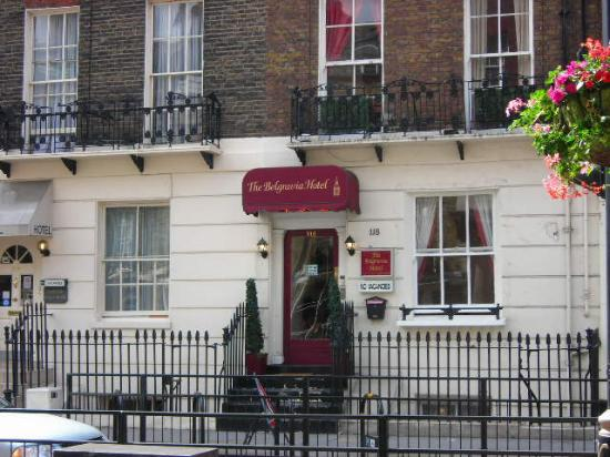 Belgrave Hotel London Reviews