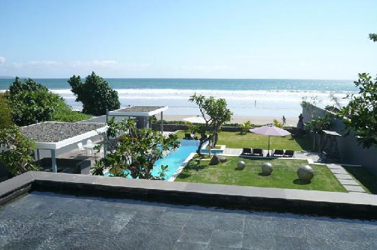 Luna2 Private Hotel: The View
