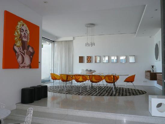 Luna2 Private Hotel: Dining Area