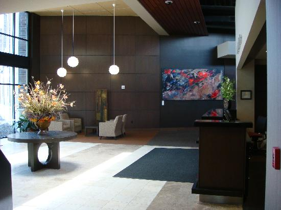 Catfish Bend Inn & Spa: lobby