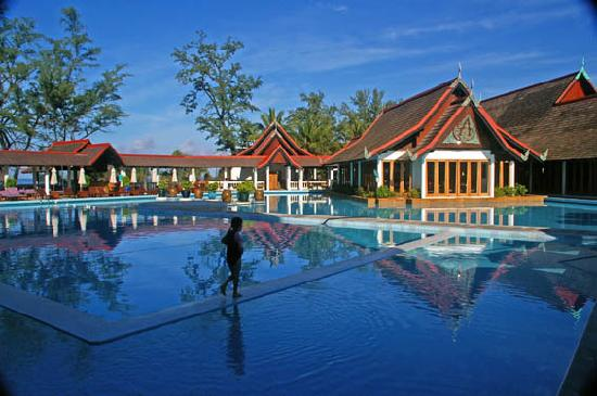Club Med Phuket: Pool by Day