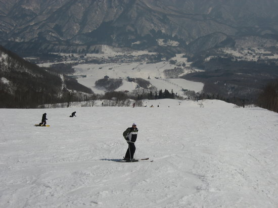 Hakuba-mura, Japan: Where are the people Hakuba, skiing