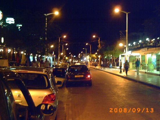 protaras strip  Picture of Alva Hotel Apartments Protaras