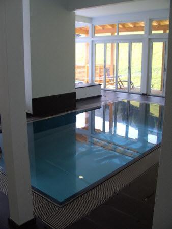 Familotel das Bellevue Family & Relax: Hotelpool