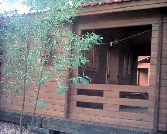 Complejo Rural Huerta Grande: Cabin
