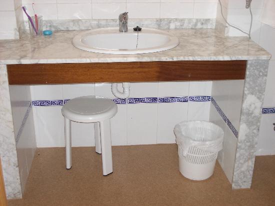Hotel Stil Picafort Park: Bathroom