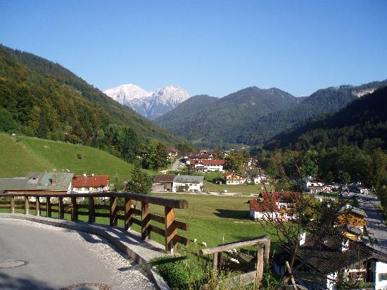 Berghotel Rehlegg: View from Rehlegg