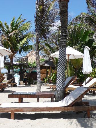COOEE Bali Reef Resort: plage