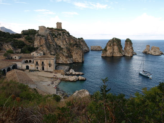 Tonnaro de Scopello - 5 minutes walk from hotel