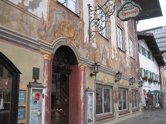 Alpenrose Traditionsgasthof: Hotel Alpenrose