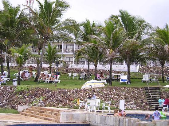 Imira Plaza Hotel: Exterior View