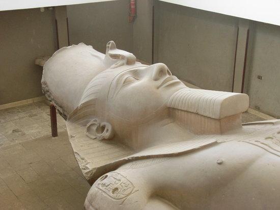 Египет: Ramses III , Impresionante..