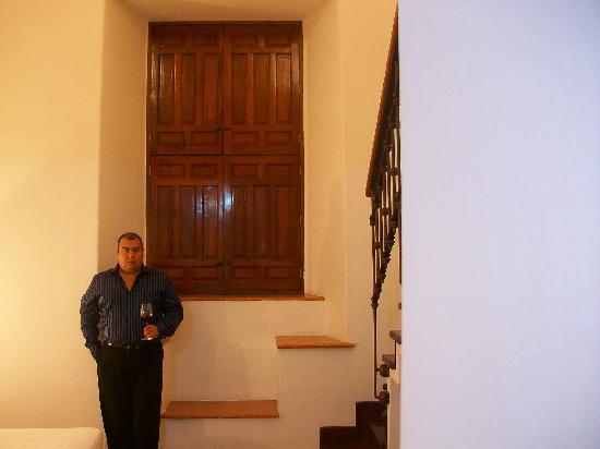 Hotel Casa Tenerife: 1er piso / Balcón sobre la calle principal