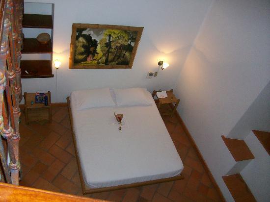 Hotel Casa Tenerife: Dormitorio principal