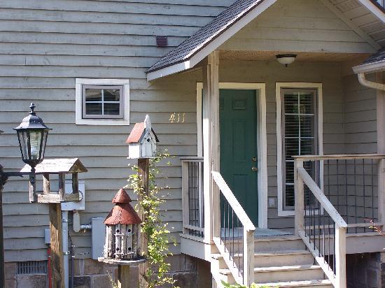 Carr's Northside Cottages & Motel : Carr's Townhouse