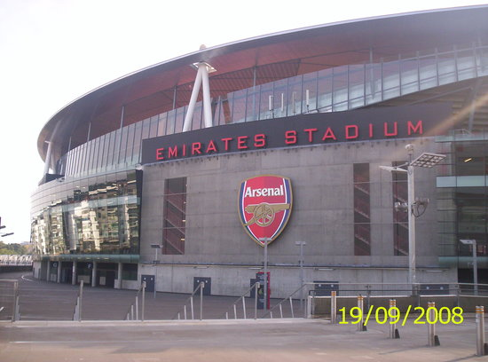 ‪Emirates Stadium‬
