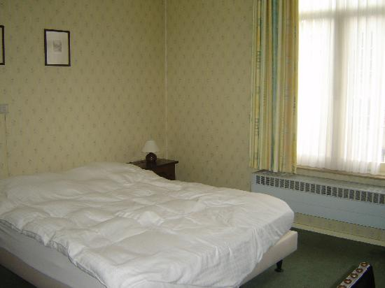 Hotel 't Voermanshuys: chambre
