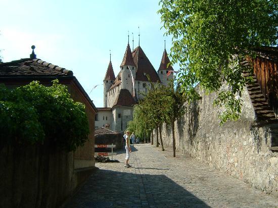 Schloss THUN: Fairy Tale castle
