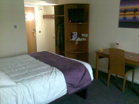 Premier Inn Coleraine Hotel: Double Bedded Room