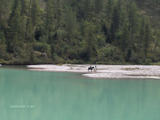 Macugnaga, อิตาลี: Lago delle Fate (Fairies' Lake)