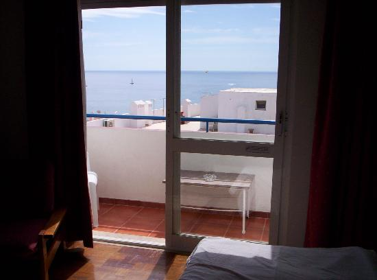 Pension Vila Bela : Sea View