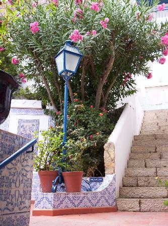 Pension Vila Bela: First floor - external steps