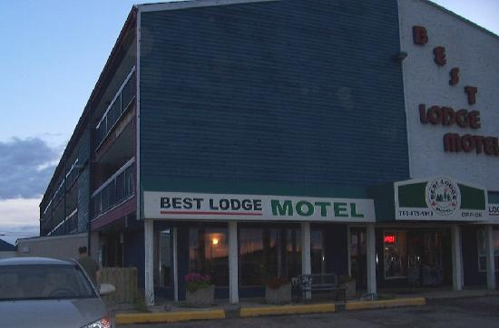 Best Lodge Motel - Showing Room fronts