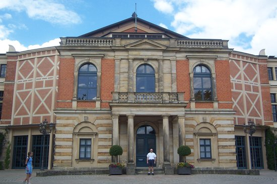 Markgrafliches Opera House: Opera House In Beyreuth