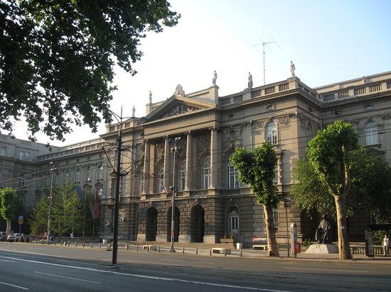 Belgrad, Serbia: University