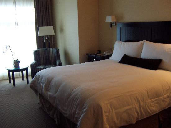 West Inn & Suites Carlsbad: King Suite Bed