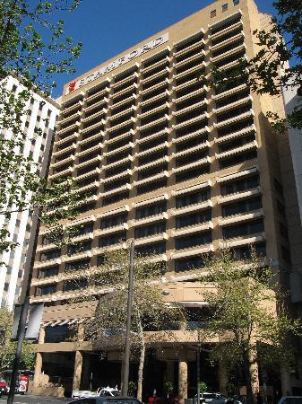 Stamford Plaza Adelaide exterior